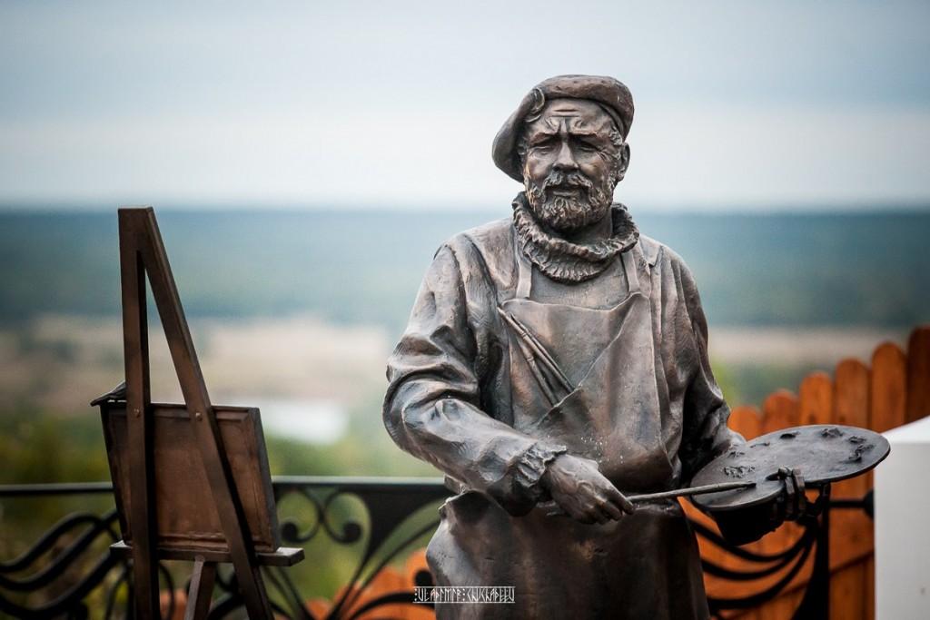 Георгиевская – улица искусств, день 01