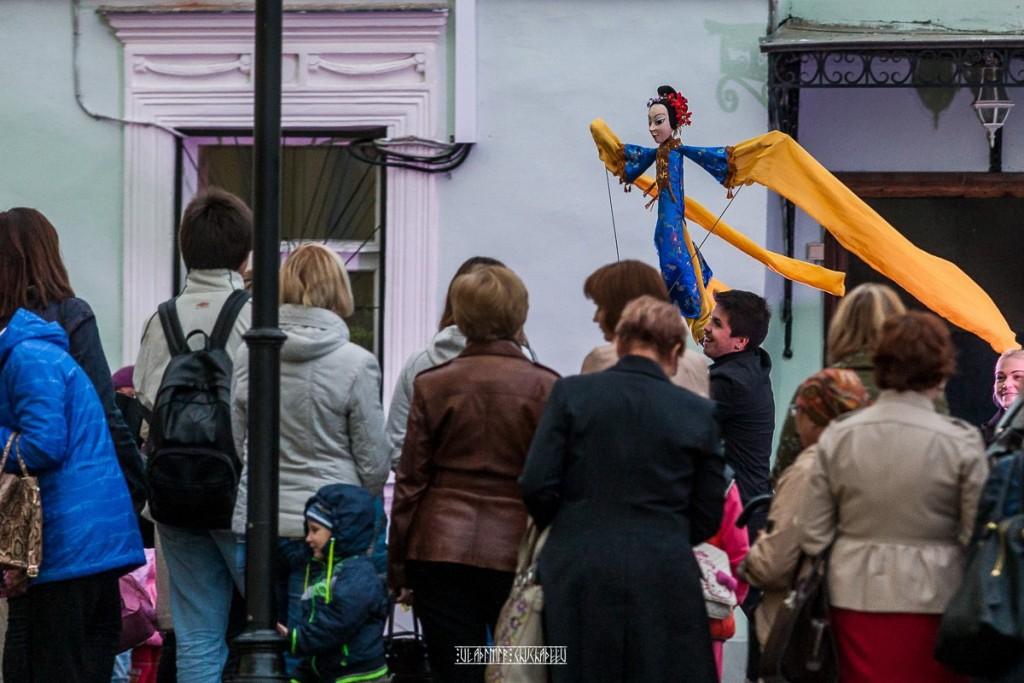 Георгиевская – улица искусств, день 06