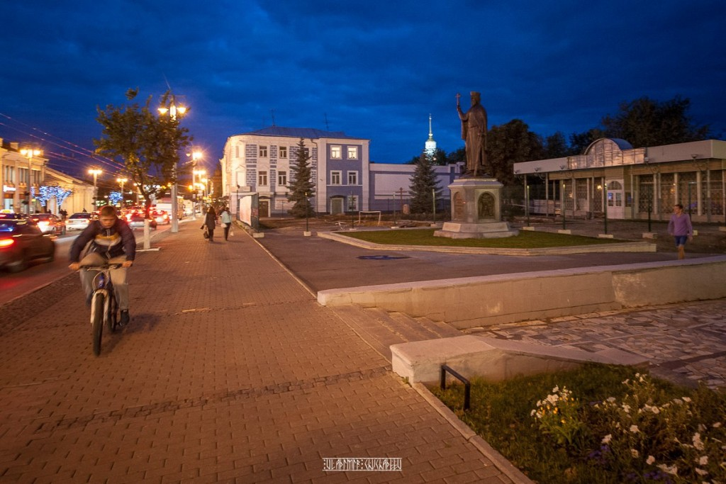 Георгиевская – улица искусств 10