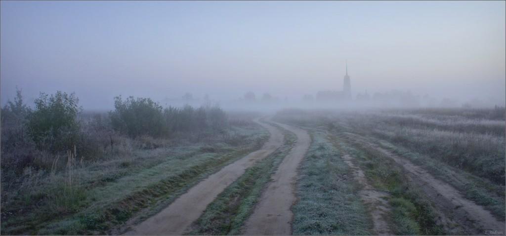 Давыдово Камешковский район