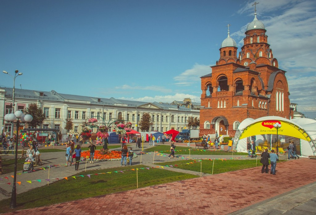 День Города во Владимире 34