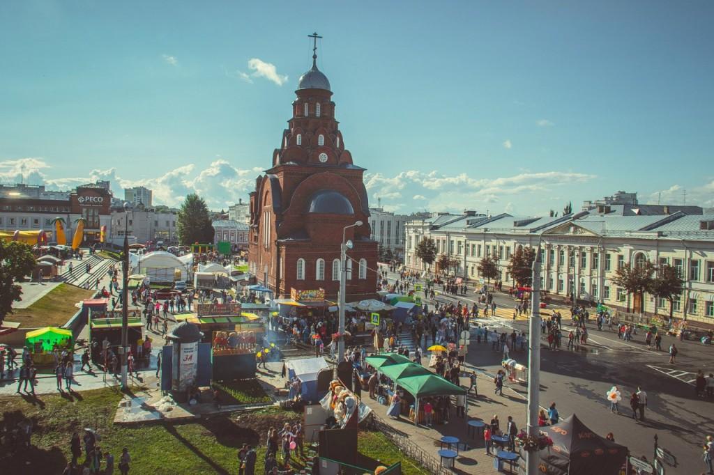 День Города во Владимире 36