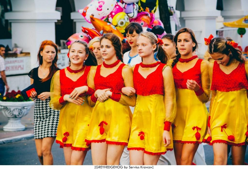 День города Владимира 2015 с перерывами на дожди 06