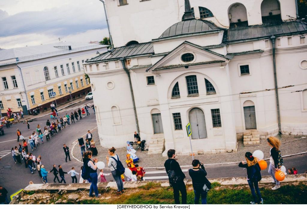 День города Владимира 2015 с перерывами на дожди 13