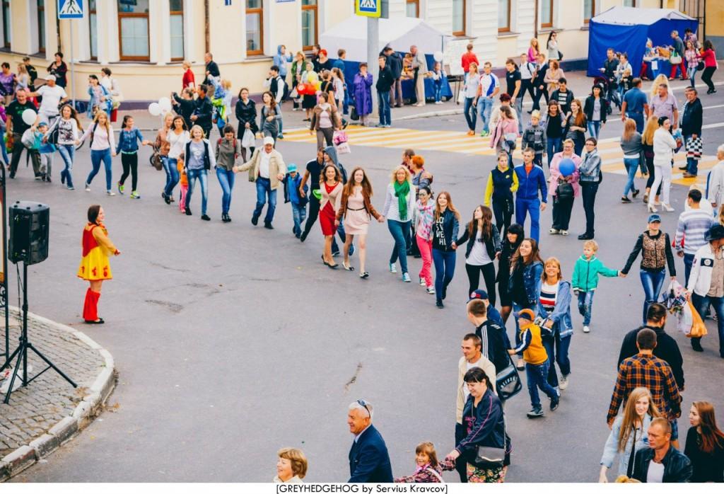 День города Владимира 2015 с перерывами на дожди 14