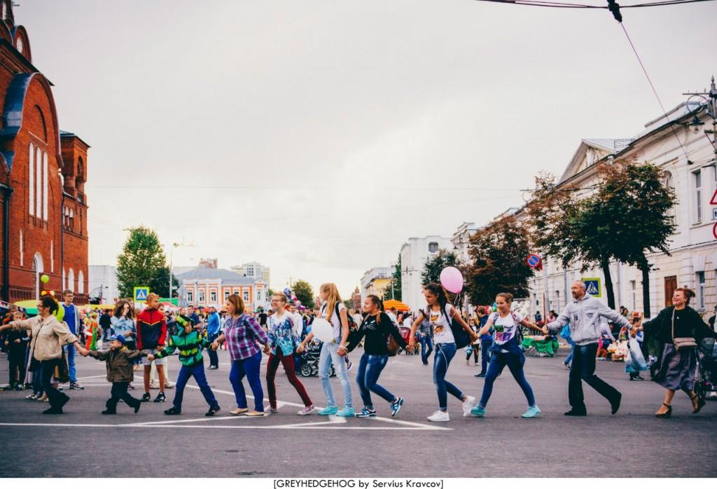 День города Владимира 2015 с перерывами на дожди 15