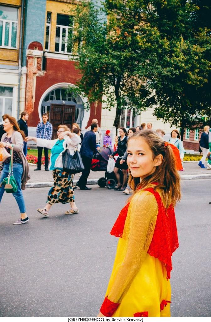 День города Владимира 2015 с перерывами на дожди 17