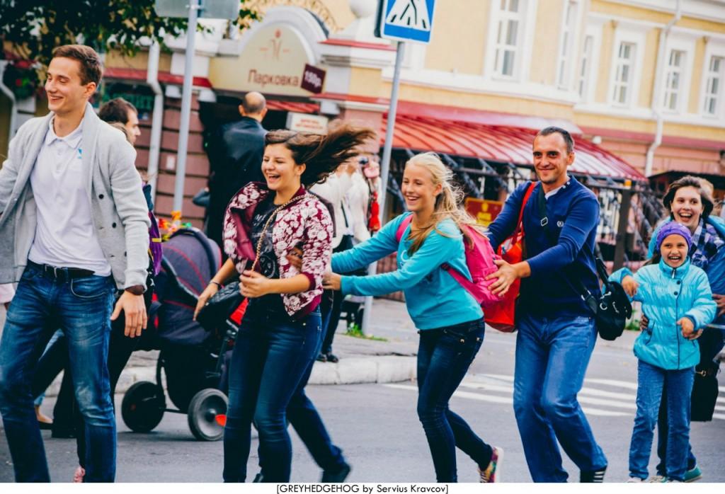 День города Владимира 2015 с перерывами на дожди 18