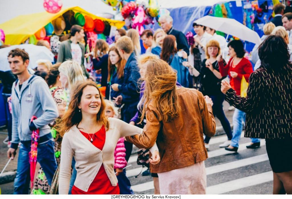 День города Владимира 2015 с перерывами на дожди 21