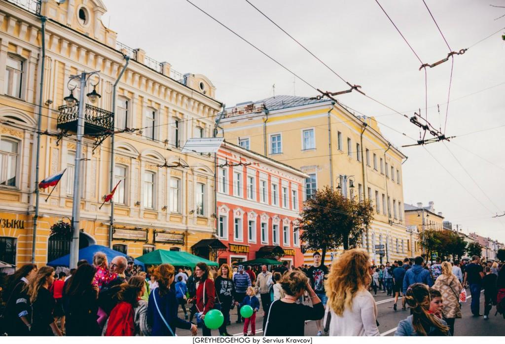 День города Владимира 2015 с перерывами на дожди 23