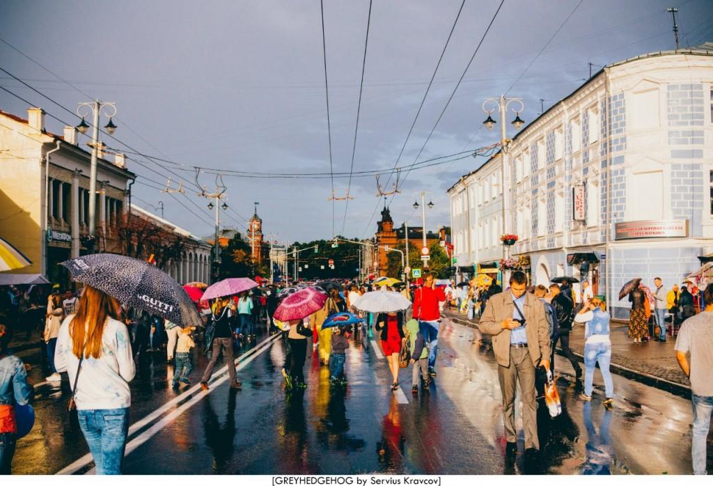 День города Владимира 2015 с перерывами на дожди 26