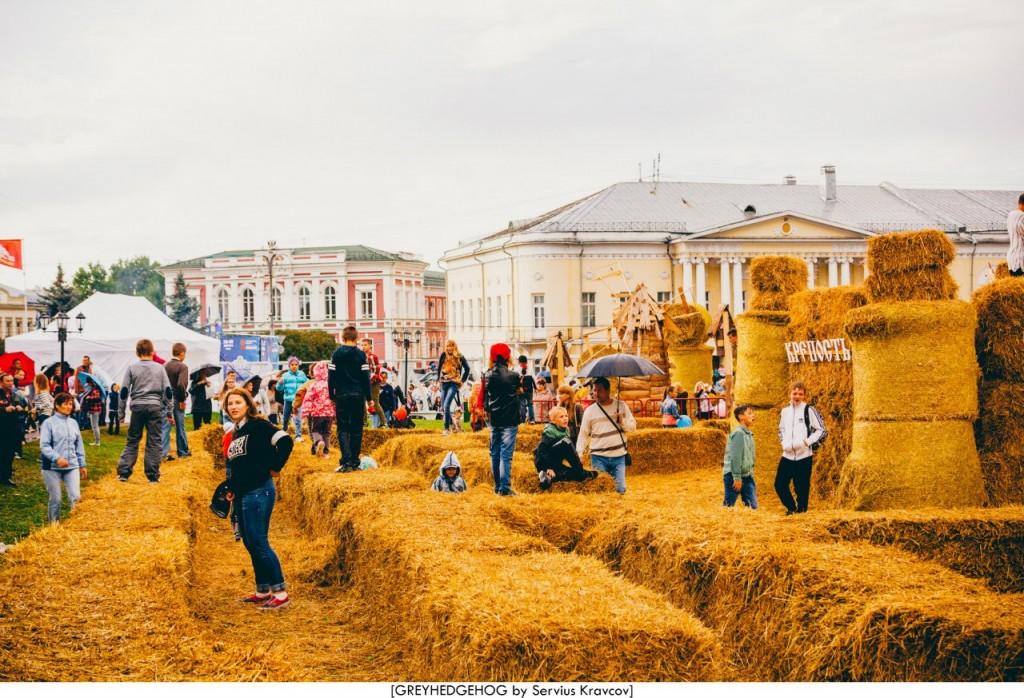 День города Владимира 2015 с перерывами на дожди 31