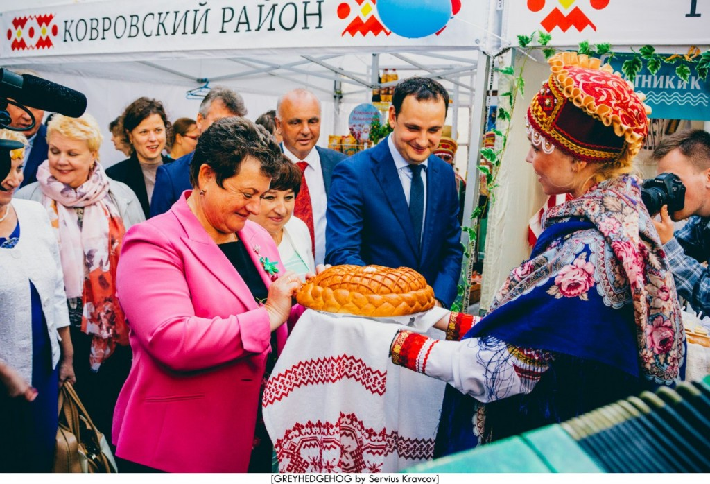 День города Владимира 2015 с перерывами на дожди 34