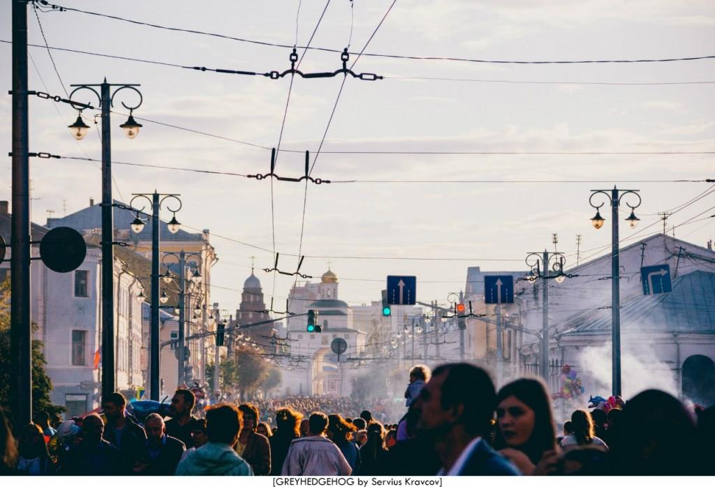 День города Владимира 2015 с перерывами на дожди 38