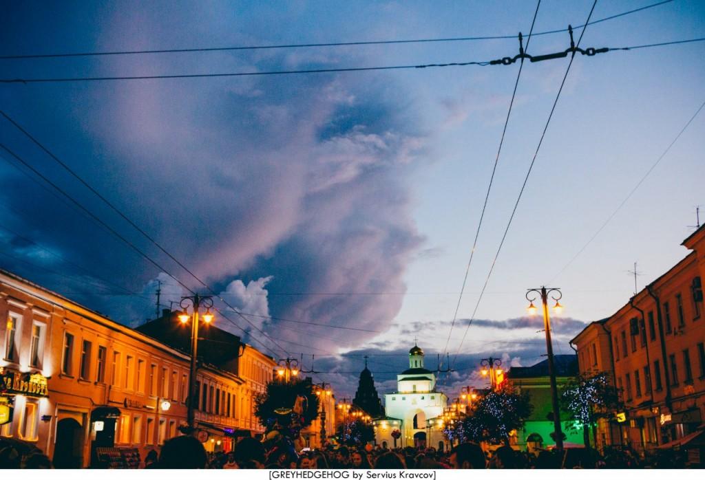 День города Владимира 2015 с перерывами на дожди 39