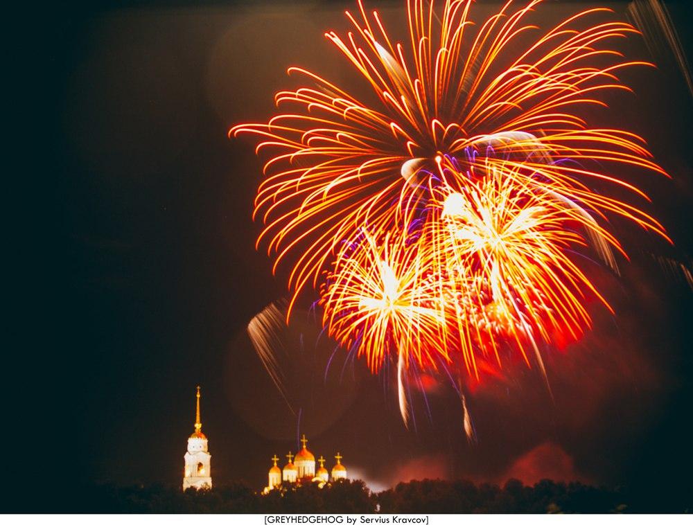 День города Владимира 2015 с перерывами на дожди 46