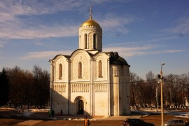 Дмитриевский собор во Владимире (1194-1197)