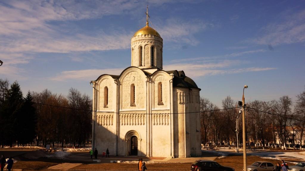 Дмитриевский собор во Владимире 02