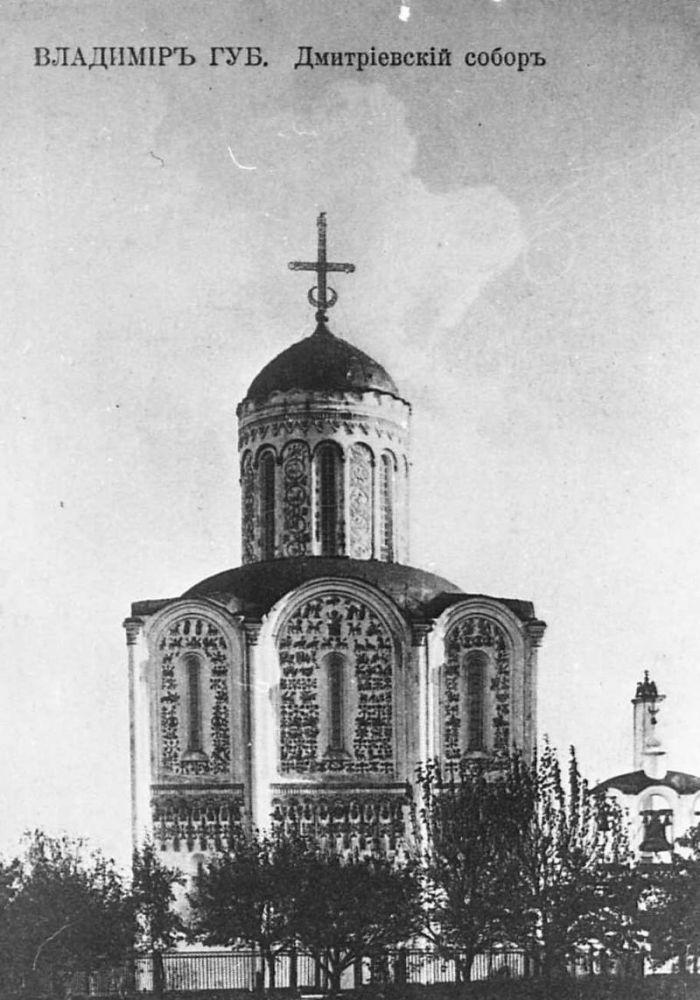 Дмитриевский собор во Владимире 06