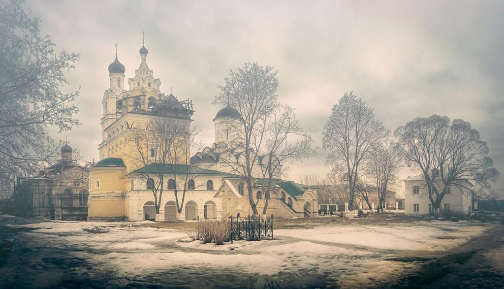 Киржач, Благовещенский монастырь
