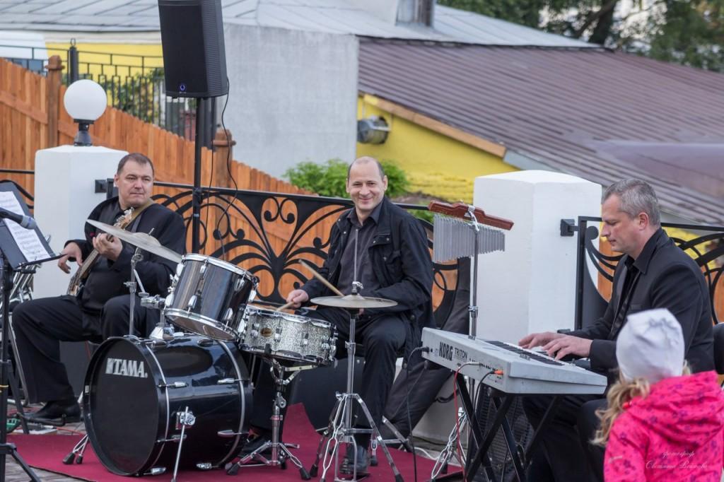 Концерт джазового квартета центра Классической музыки во Владимире 0