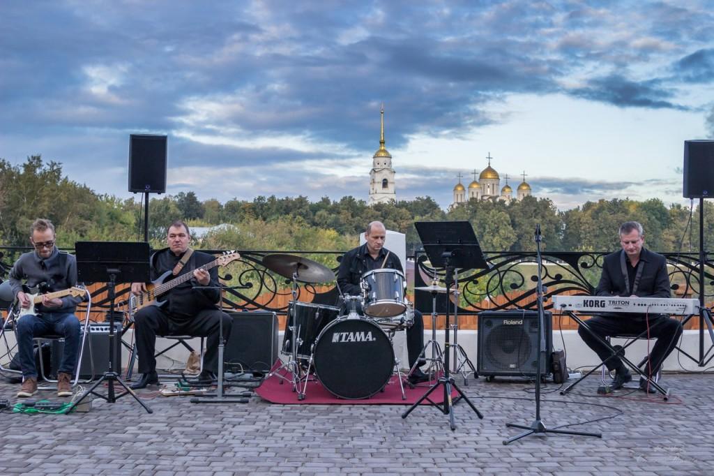 Концерт джазового квартета центра Классической музыки во Владимире 01