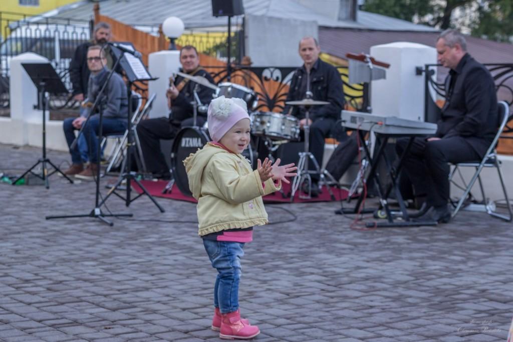 Концерт джазового квартета центра Классической музыки во Владимире 03