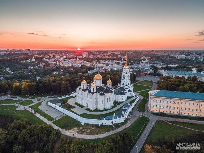 Красное Солнышко во Владимире от проекта lestni.ca