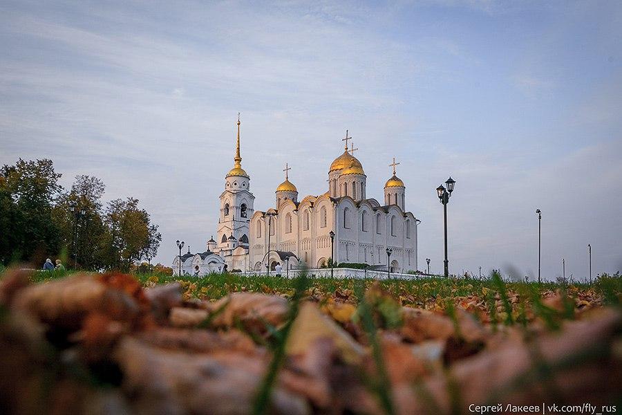 Красоты осеннего города от Сергея Лакеева 01