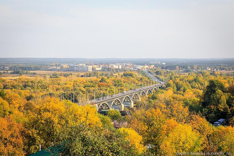 Красоты осеннего города от Сергея Лакеева 05