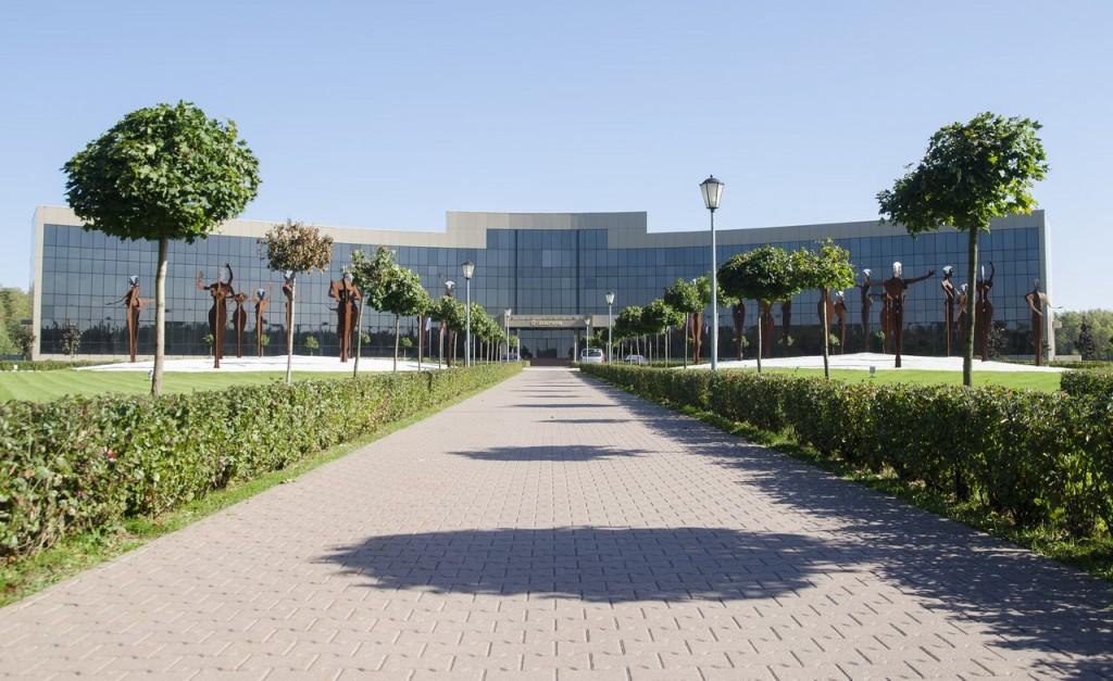 Международный биотехнологический центр «Генериум» (Поселок Вольгинский) 04