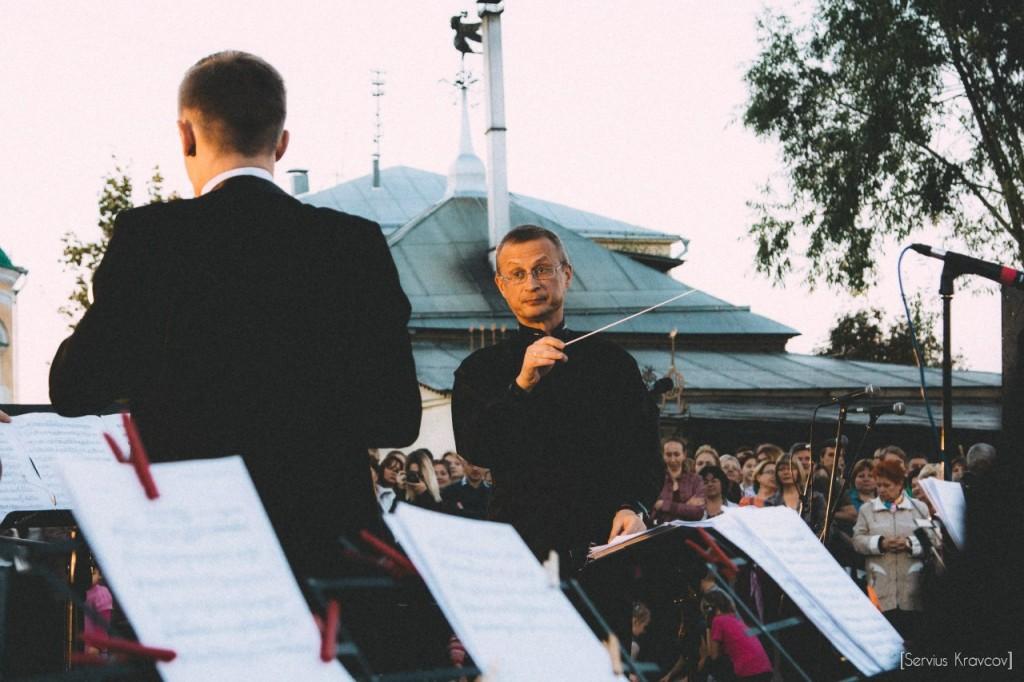 Музыкально-оркестровый пятничный вечер на Георгиевской. 03