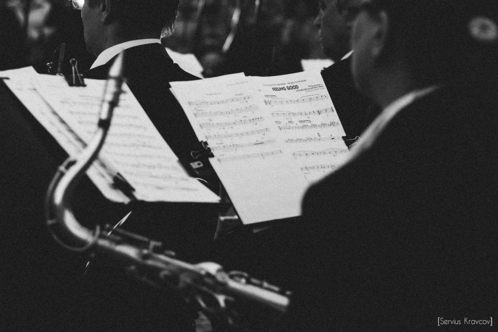 Музыкально-оркестровый пятничный вечер на Георгиевской. 04