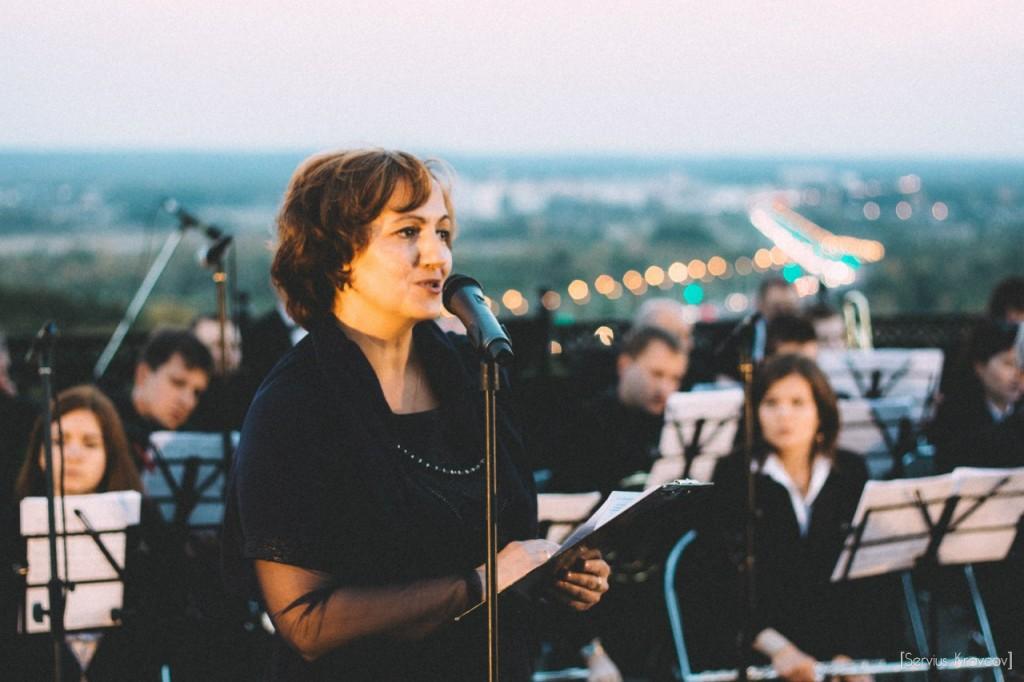 Музыкально-оркестровый пятничный вечер на Георгиевской. 05