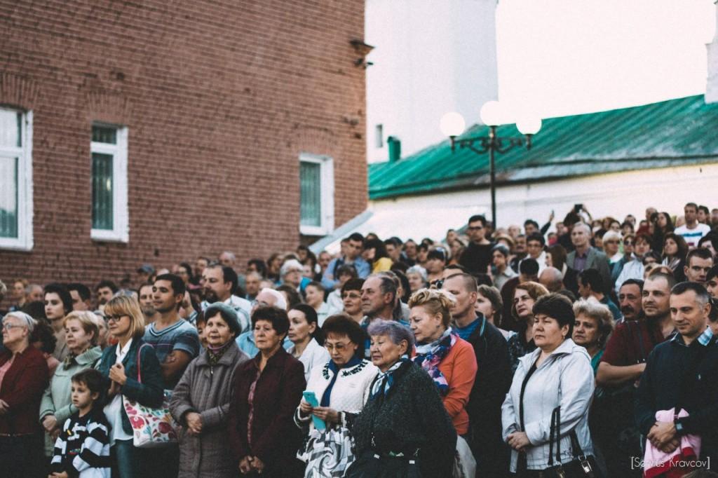 Музыкально-оркестровый пятничный вечер на Георгиевской. 06