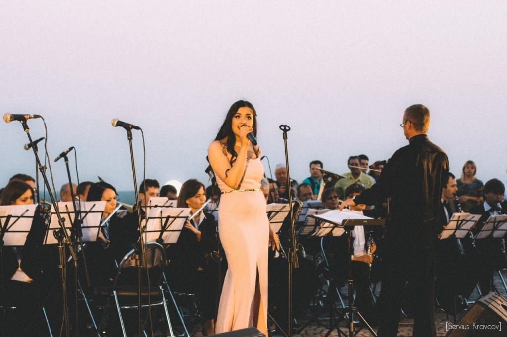 Музыкально-оркестровый пятничный вечер на Георгиевской. 09