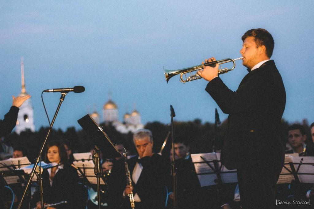 Музыкально-оркестровый пятничный вечер на Георгиевской. 10