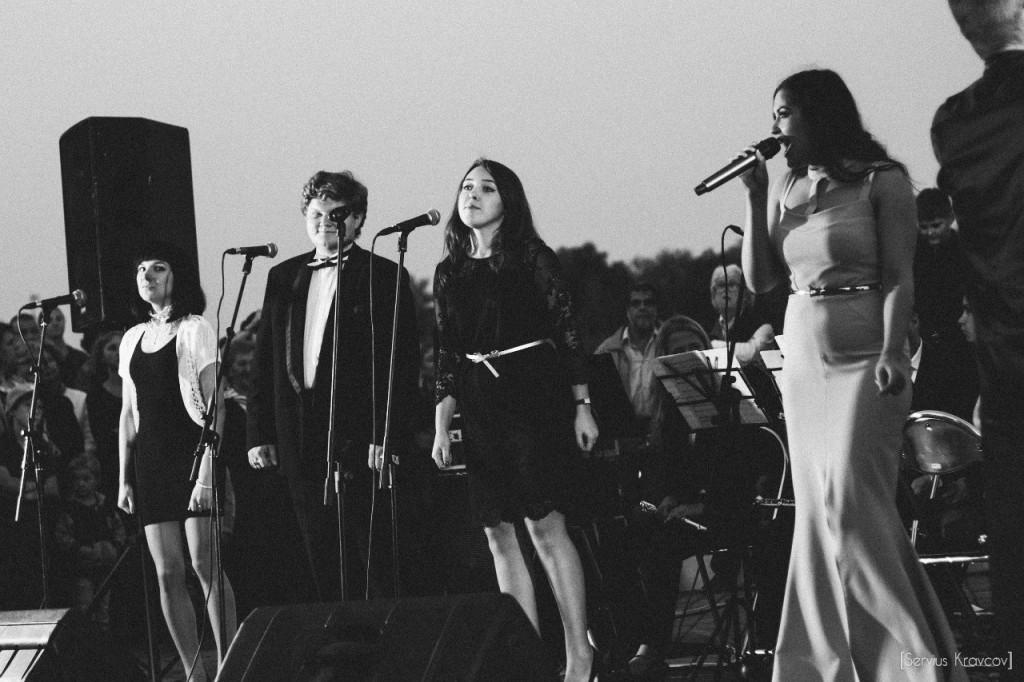 Музыкально-оркестровый пятничный вечер на Георгиевской. 12