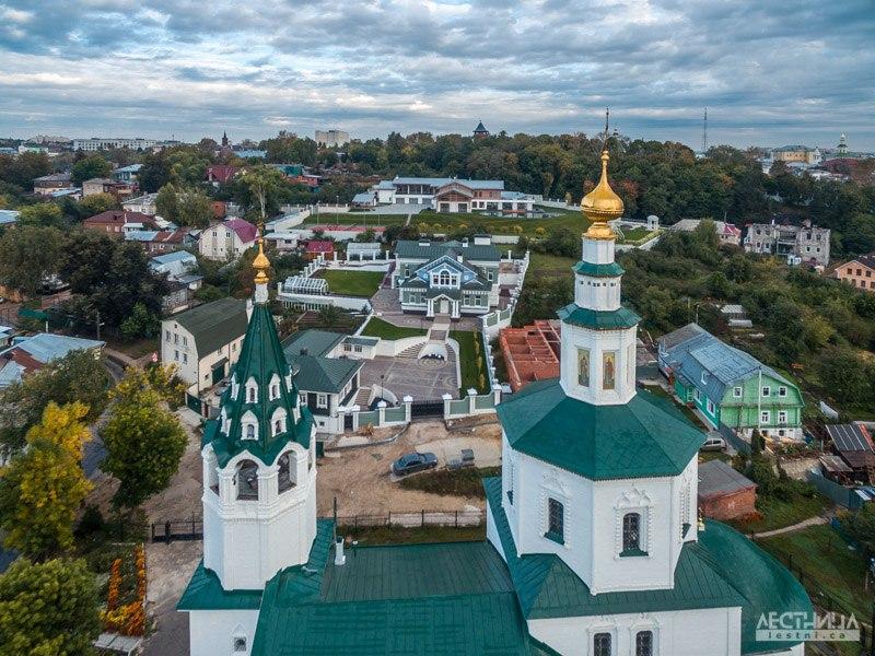 Николо-галейская церковь во Владимире