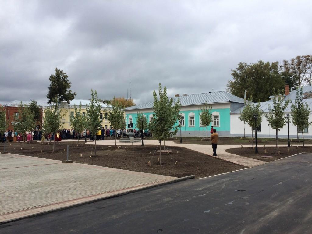 Новая площадь в Муроме 05