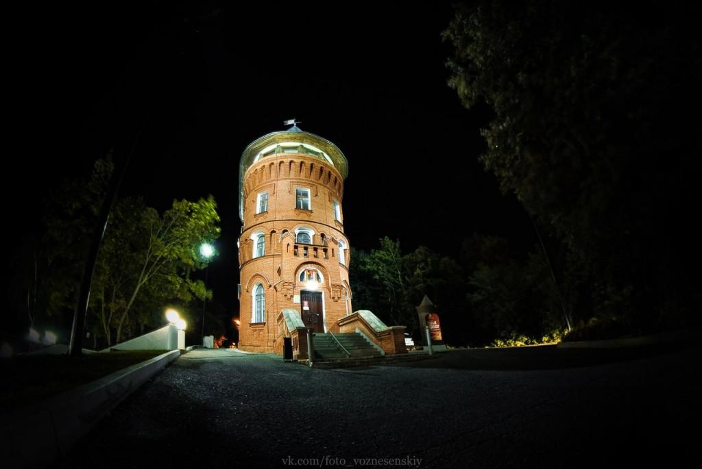 Ночная Башня от Андрея Вознесенского