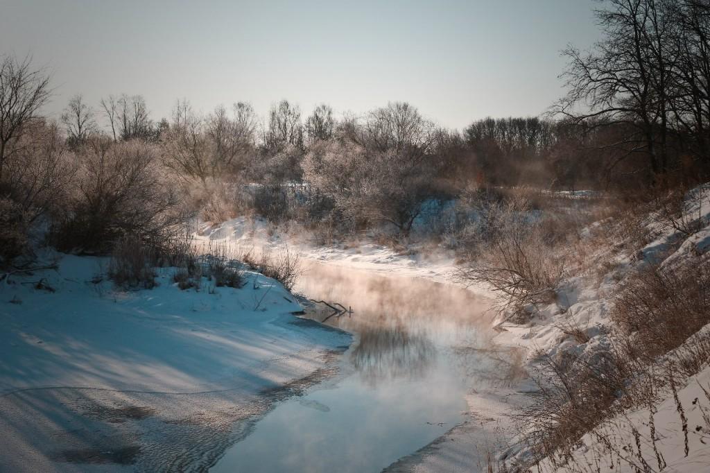 Озеро Пакино. Левая старица реки Клязьмы на западе города Коврова 04