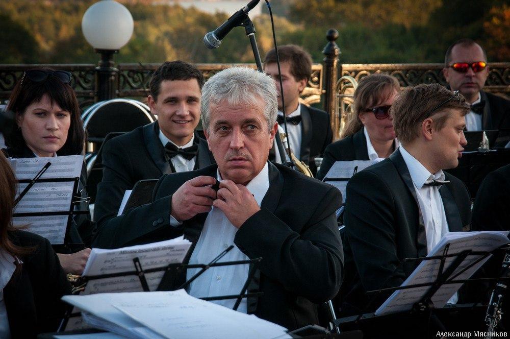 Оркестр на Георгиевской 08