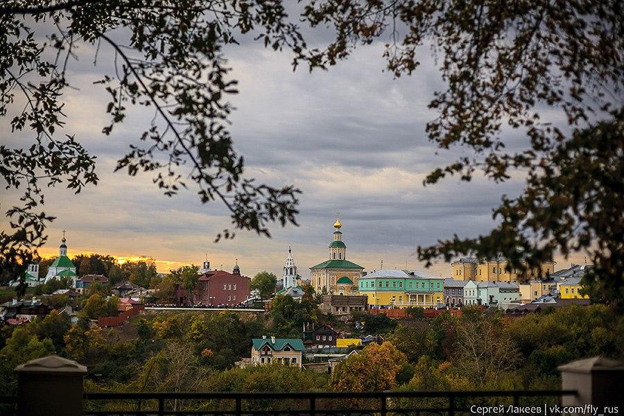 Осень во Владимире от Сергея Лакеева 02