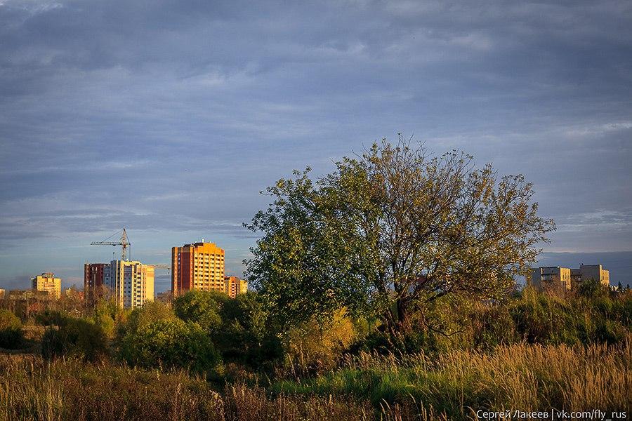 Осень во Владимире от Сергея Лакеева 03