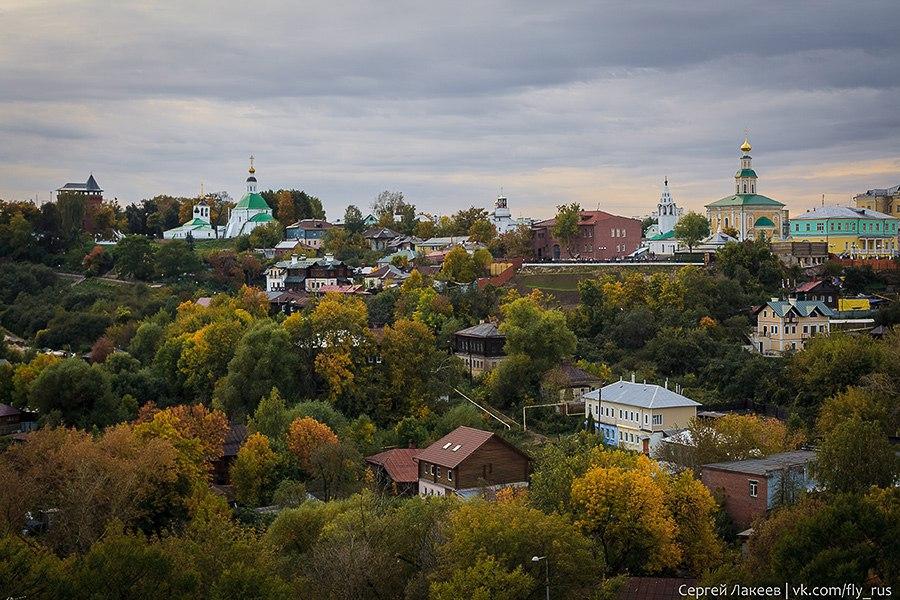 Осень во Владимире от Сергея Лакеева 05