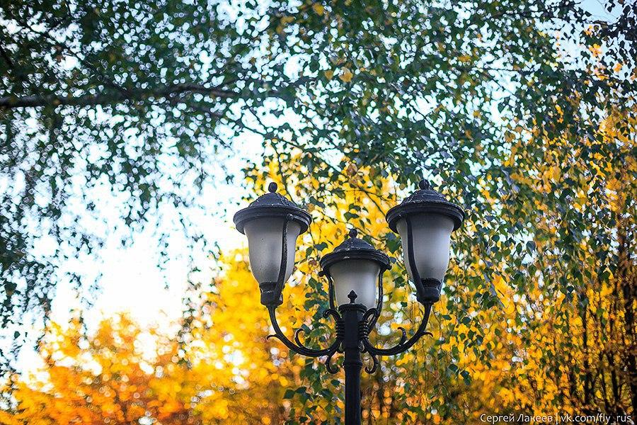 Осень во Владимире от Сергея Лакеева 08