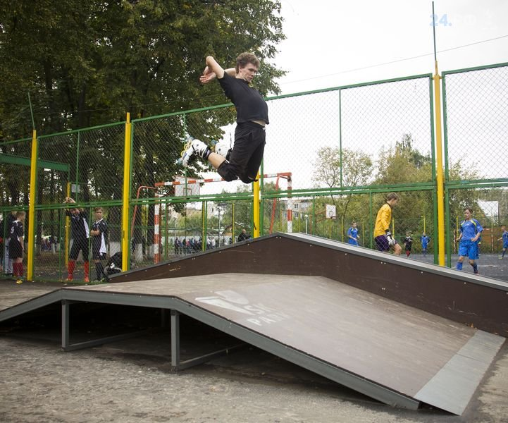 Открытие парка Молодежный (ФОТО) 08