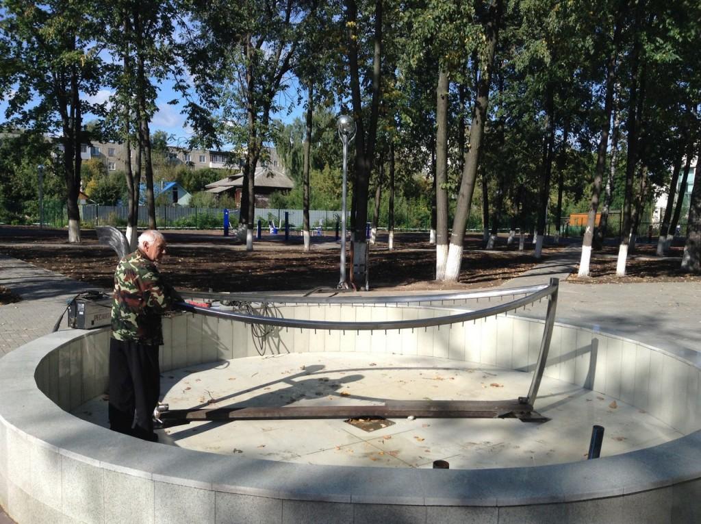 Открытие парка Молодежный в Муроме 03