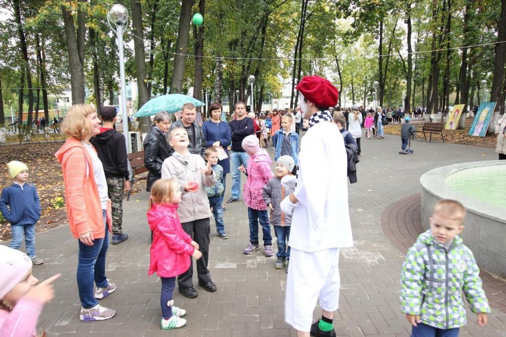Открытие парка Молодежный в фотоотчете Валерия Коноплёва 04